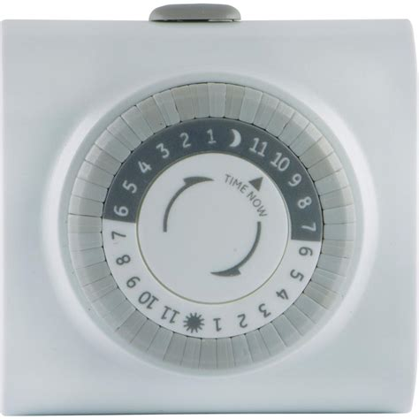 Eaton Watt Amp Button Minute Timer With Off