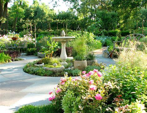 English Garden In Your Backyard