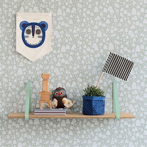 Ganci Per Mensole by 2 Ganci Per Mensola Wooden By Ferm Living Lovethesign