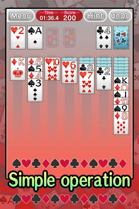 The original basic language was dartmouthbasic, invented by thomaskurtz and johnkemeny around 1964. Basic Solitaire Klondike for Android - Free download and software reviews - CNET Download.com