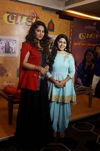 Avika Gor, Palak Jain at the Press Meet Of New Tv Show ...