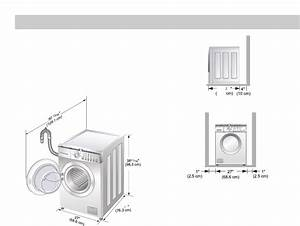Page 6 Of Lg Electronics Washer  Dryer Wm1812cw User Guide