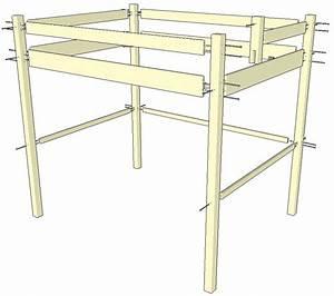 Fabriquer Une Mezzanine Soi Même : lit mezzanine forum d coration mobilier syst me d ~ Premium-room.com Idées de Décoration