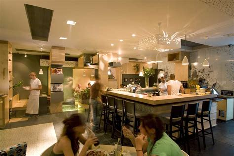 theodore cafe bistro israeli cafe interior  architect
