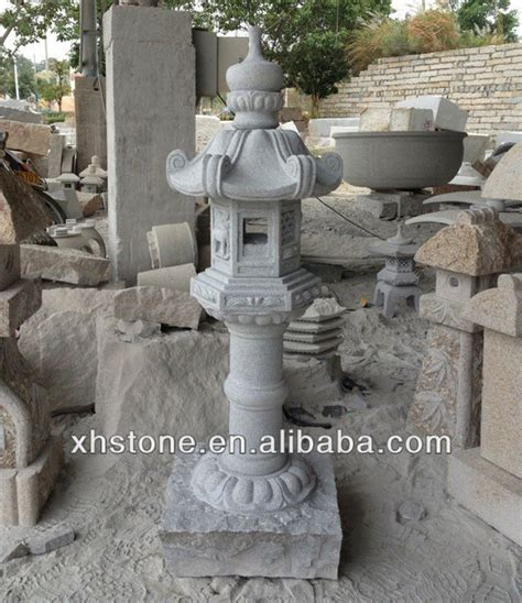 granite garden lantern for sale buy