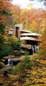 Frank Lloyd Wright Architektur : frank lloyd wright falling water one day ~ Orissabook.com Haus und Dekorationen