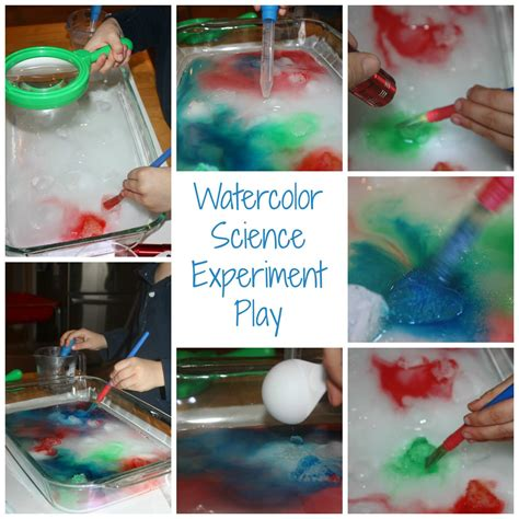 Valentine's Ice Science Experiments For Kids