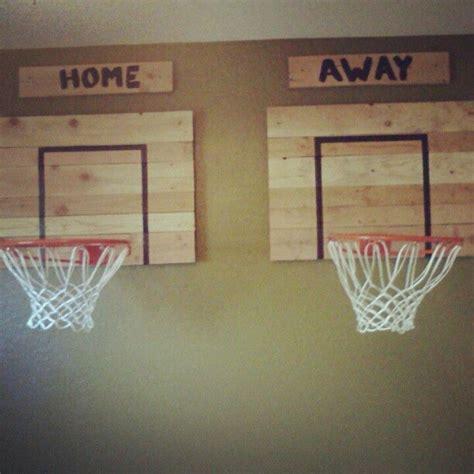 Bedroom Basketball Hoop by Basketball Hoops For The Boys Room Stuff