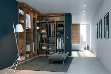 dressing ouvert chambre archea les solutions dressing et chambre adultes