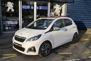 Peugeot 108 5 Portes Occasion : occasion peugeot 108 allure top 1 2 essence 82 ch 5 p ~ Gottalentnigeria.com Avis de Voitures