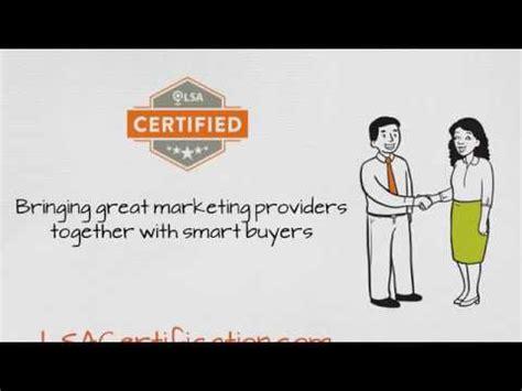 certified digital marketer program lsa launches digital marketer certification program