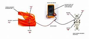 3 Prong Extension Cord Wiring Diagram