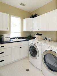 pictures of laundry rooms Beautiful and Efficient Laundry Room Designs | HGTV
