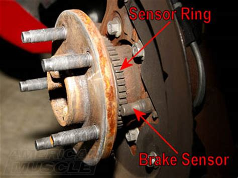 mustang brake system tech guide