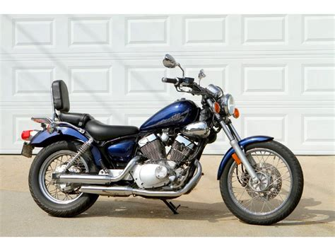 Yamaha V Star 250 For Sale Used Motorcycles On Buysellsearch