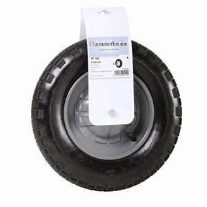 Roue Brouette Castorama : roue gonfl e pour brouette 380 mm castorama ~ Edinachiropracticcenter.com Idées de Décoration