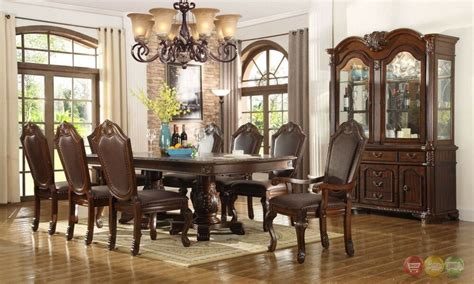 Dining Rooms Sets by Chateau Traditional 7 Formal Dining Room Set