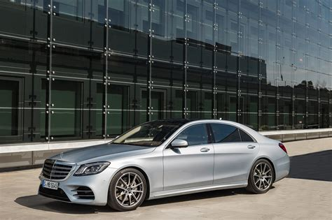 2018 Mercedesbenz Sclass First Look Review  Motor Trend