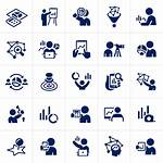 Icons Powerpoint Vector Business Power Operations Website
