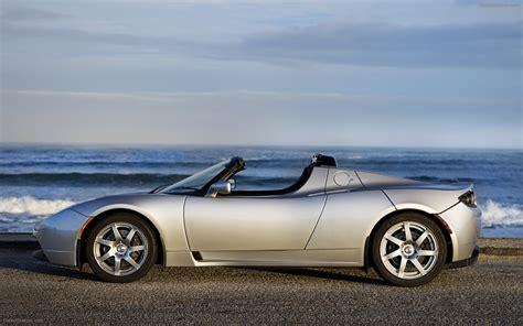 Tesla Roadster Sport Widescreen Exotic Car Photo 29 Of 72