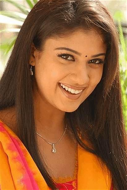 Actress Nayanthara Hairstyle Indian South Hairstyles Short