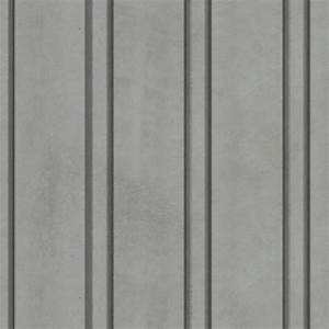 Steel zinc coated corrugated metal texture seamless 09933