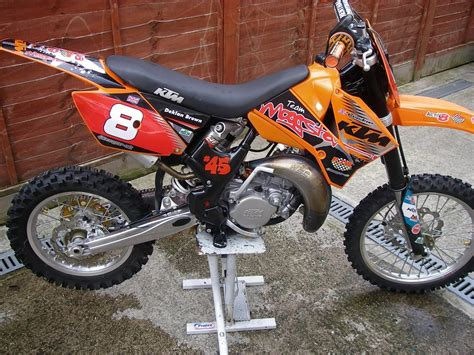 2012 Ktm 85 Sx 1714  Picture 434981  Motorcycle Review