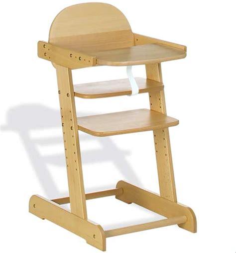chaise en bois pour bebe chaise en bois bebe mzaol com