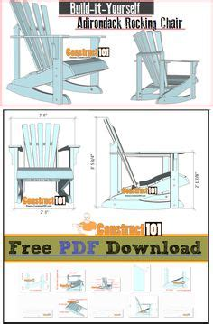 rocking chair plans images   rocking chair