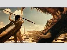 """Asian actresses lead """"Gods of Egypt"""""""