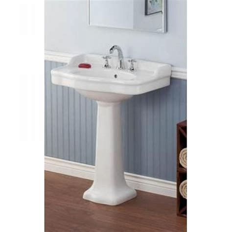 cheviot 350 ped wh antique white pedestal base only