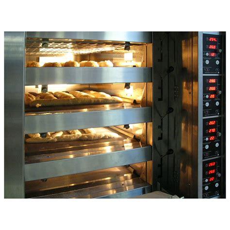 temperature chambre de pousse four boulanger compagnon 600 panimatic matériel