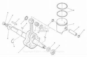 Robin  Subaru Ec25 Piston