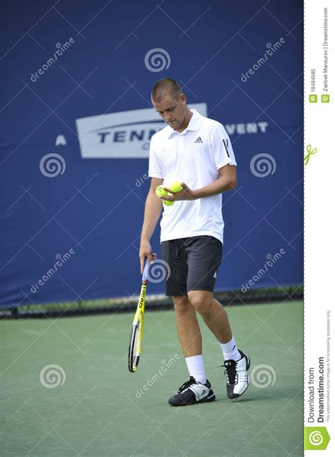 Youzhny Michael (rus) Top10 (6) Editorial Image Image