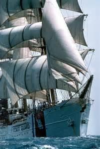 Coast Guard Eagle Tall Ship