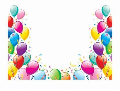 Birthday Clipart Decoration Decorations Clip Balloons Library