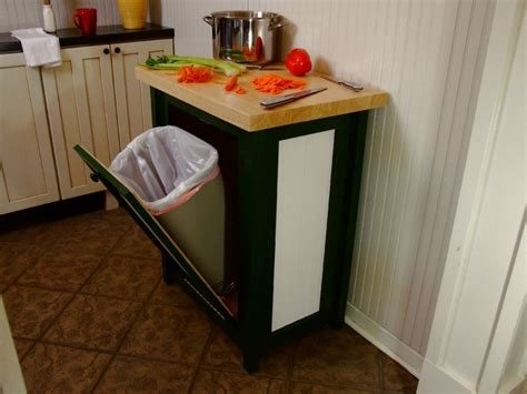 kitchen island trash bin 5 easy tricks to jazz up the kitchen sanctuary decor