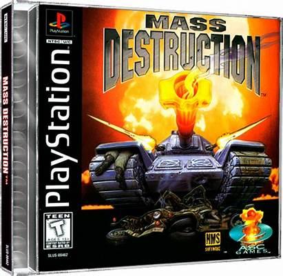 Destruction Mass Launchbox 3d Box