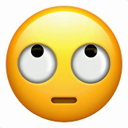 Emoji Boring Clipart Transparent Whatsapp Emotion Emotions