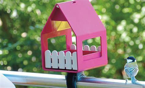 Vogelhaus Für Den Balkon