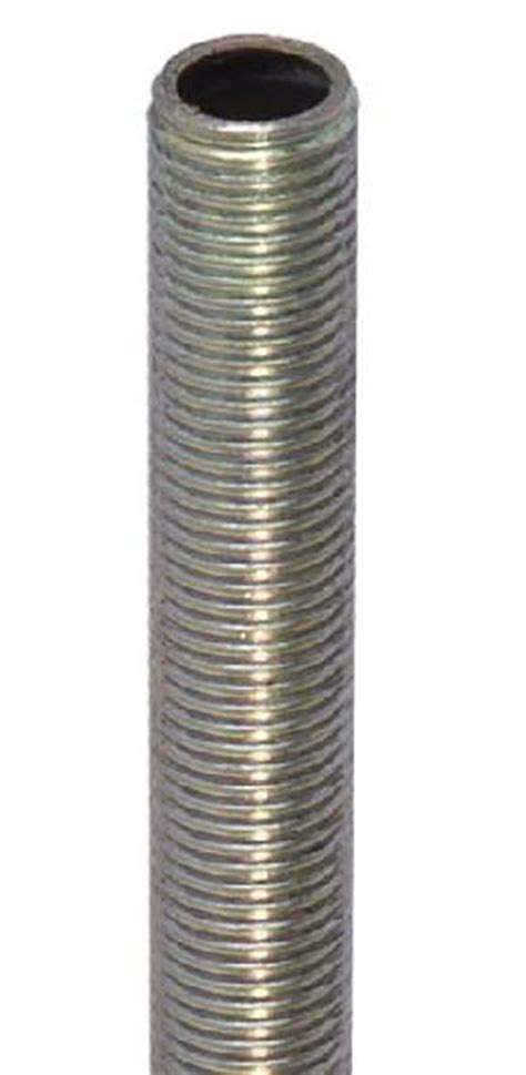 All Thread Lamp Pipe by 18 20 Amp 24 All Thread Pipe 22390 18 B Amp P Lamp Supply
