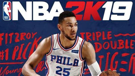 NBA 2K19 Names Australia-Specific Cover Athlete - Sports ...
