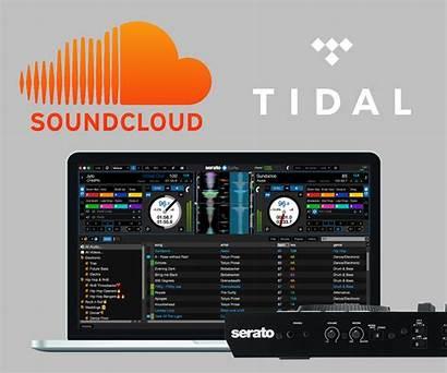 Dj Software Mixing Soundcloud Tidal Mix Integrate