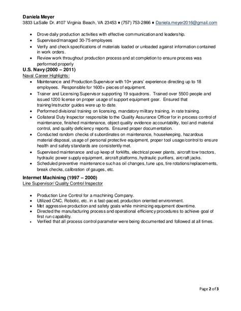 daniela meyer resume 2016
