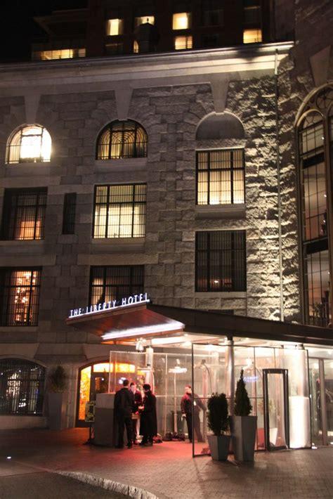 liberty hotel boston book    stay checking