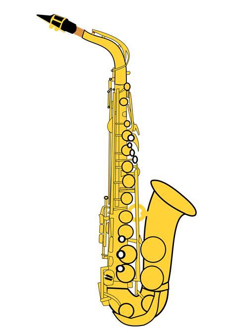 Saxophone Clipart Saxophone Clip Cliparts