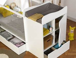 Lit Bébé Petit Espace : lit bebe evolutif petit espace ~ Melissatoandfro.com Idées de Décoration