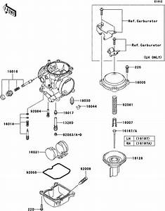 Kawasaki Ninja 250r Carburetor Diagram