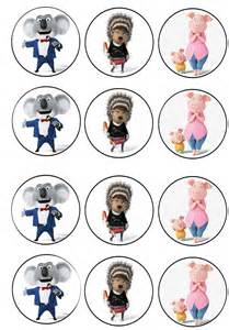 cake topper banner musings of an average sing cupcake toppers