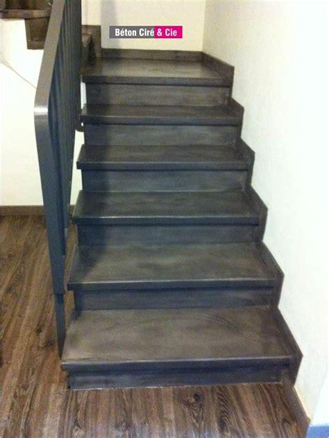 bureau beton cir escalier en beton cire 28 images comment r 233 nover